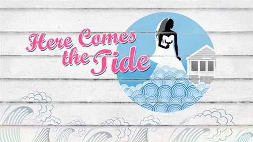 'Here Comes the Tide' wedding competition on ITV's breakfast show Daybreak,