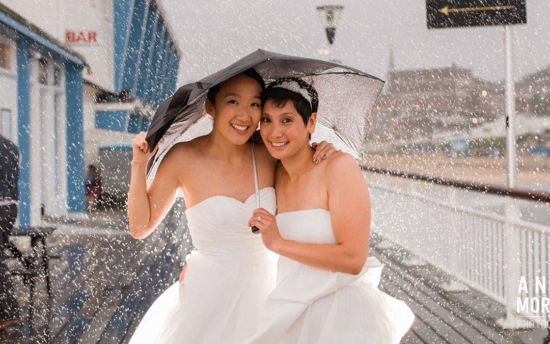Real Wedding – Heloise & Liz 2013