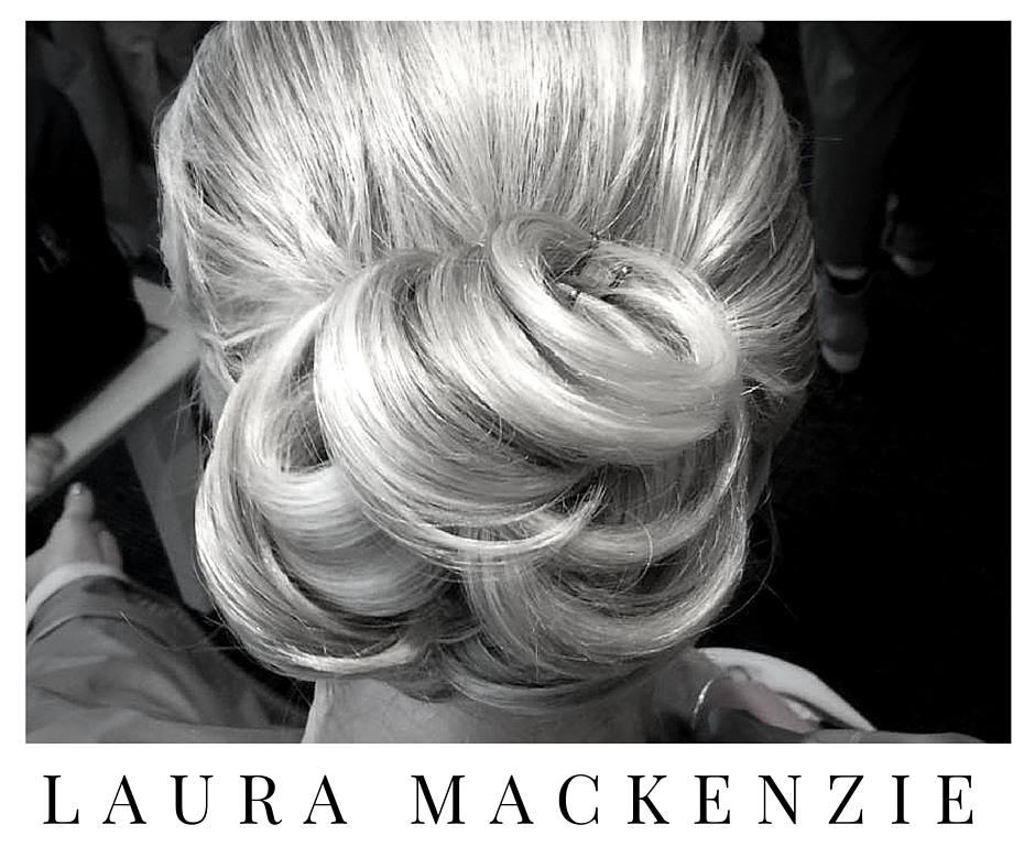 Wedding Hair Trials at Laura's studio
