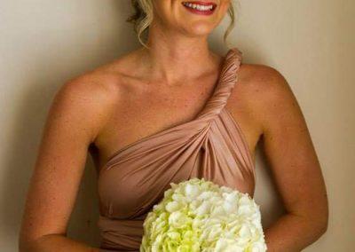 Caitlin's Wedding Hair by Laura Mackenzie Hair Design Poole