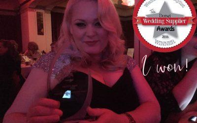 Wedding Hair Stylist Award 2016