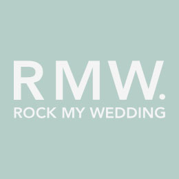 Featured in Rock My Wedding - visit rockmywedding.co.uk