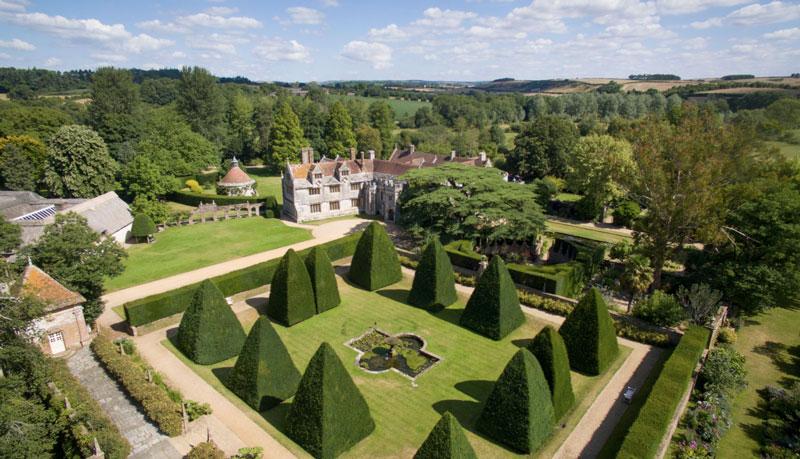Athelhampton House & Gardens, Dorchester